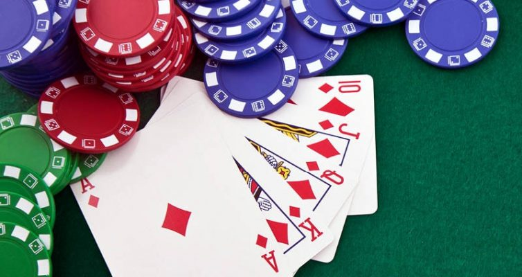 Safety And Security To Playing Online Poker Games