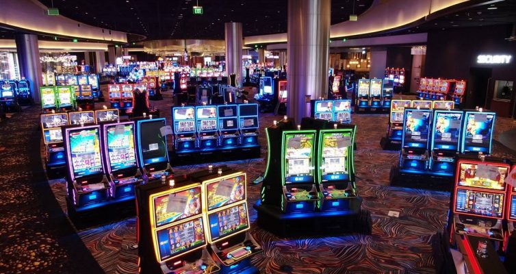 The 4 Kinds Of Port Machines To Play Betting