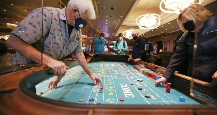 Seven Ways You May Reinvent Gambling Without Looking Like An Newbie