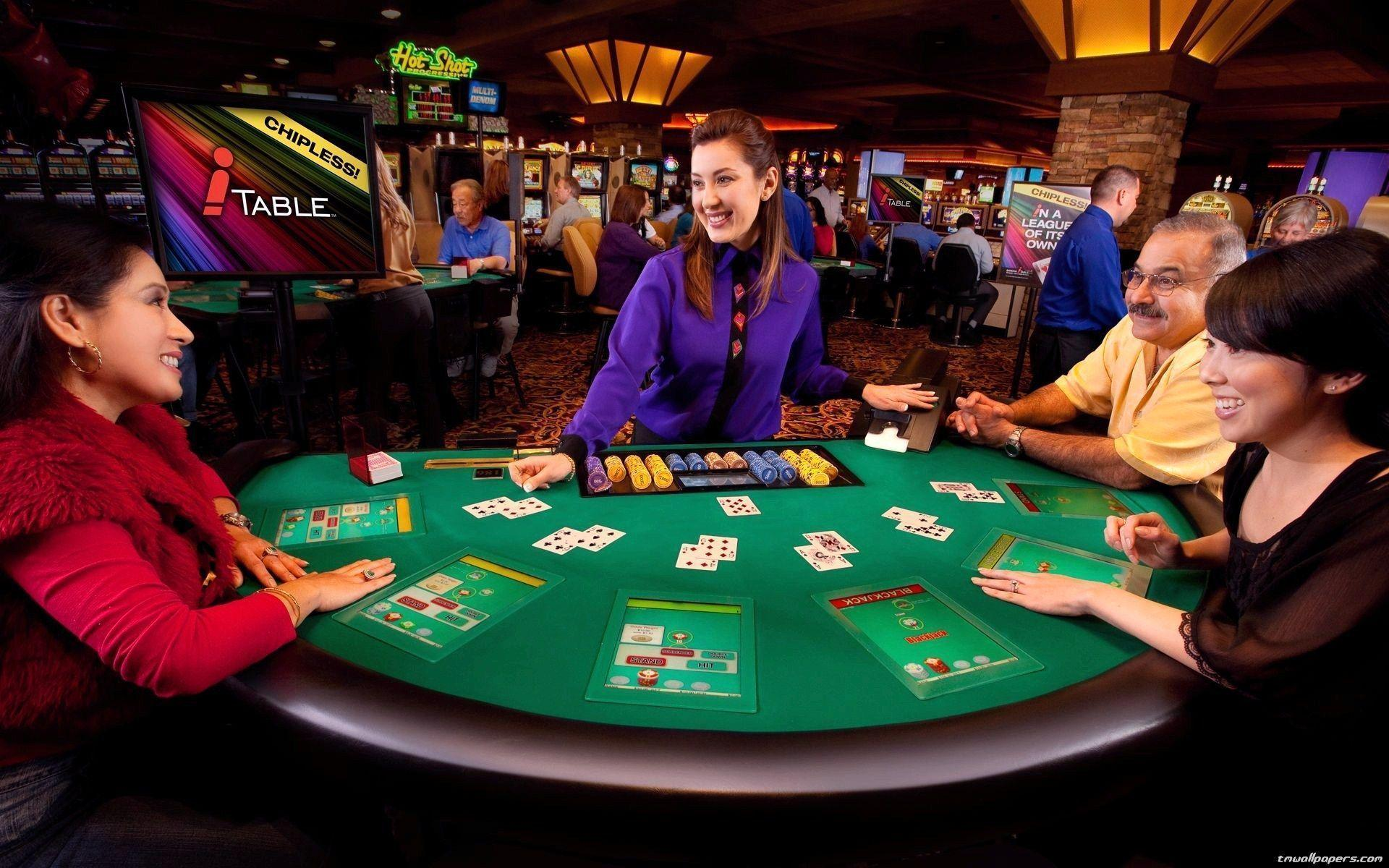 How You Can Study Casino